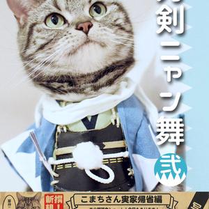 刀剣ニャン舞 弐