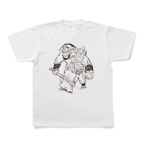 オーガチーフTシャツ
