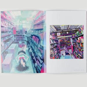 冊子 ストレンジャーズ・ピンク