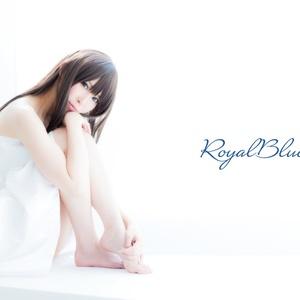 渋谷凛@璃波写真集◆RoyalBlue