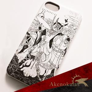 妖怪長兄松iPhoneケース&スタンドセット