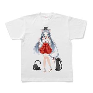 美人画Tシャツ030