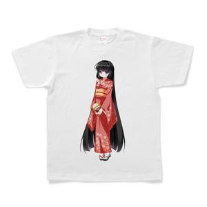 美人画Tシャツ033