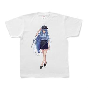美人画Tシャツ035