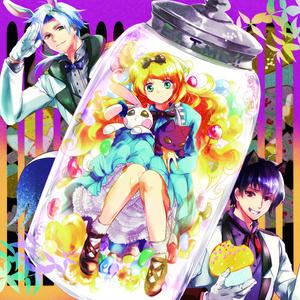 Clock pop Lollipop*Alice