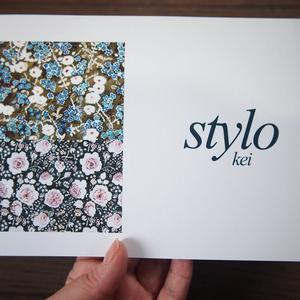 万年筆イラスト画集『Stylo(スティロ)』