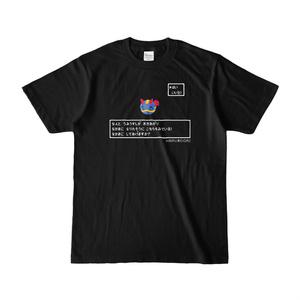 うみうすし RPGゲーム風 Tシャツ