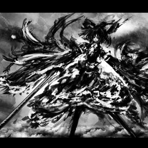 【東方】荒王の巫女