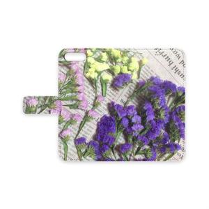 お花のiPhoneケース