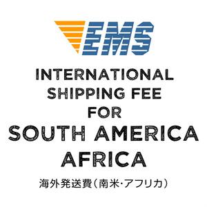 International Shipping Fee for South America & Africa - 海外発送費(南米・アフリカ)
