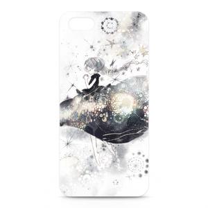 iPhone5,5Sケース・側面あり【祈り星ワンピース】