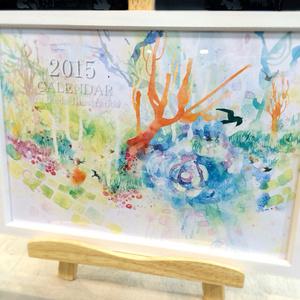 F:chocalo 【2015カレンダー】