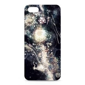 iPhone5,5Sケース【祈り星】