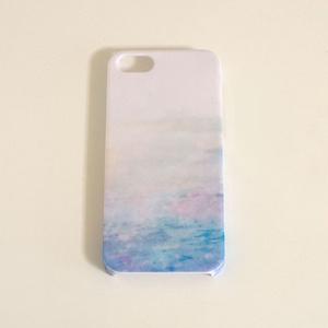 "miamoeba iPhone5ケース ""water ripple"""
