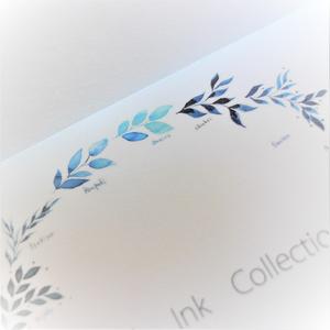 【オンデマンド】 101色 Ink Collection