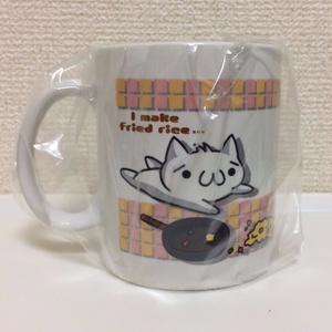 【委託】チャーハン作るよ!マグカップ
