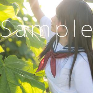 【写真集】浸透夏。〔しんとうか〕(オリジナルセーラー服)