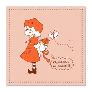 眼鏡のかぼちゃん(待ち合わせ)マウスパッド