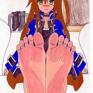 女の子の足裏・第6弾