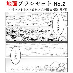 地面ブラシセットNo.2