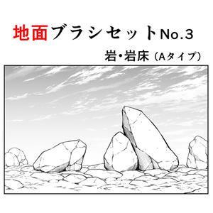 地面ブラシセットNo.3