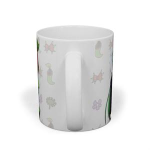 食虫植物TV ネア&フスカ マグカップ