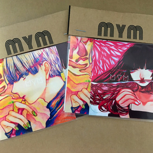 MYM しーる ( 2枚セット )