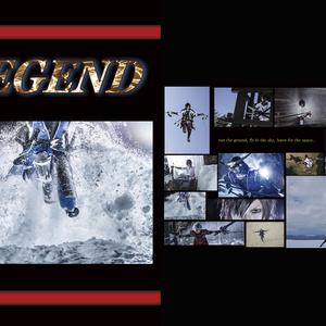 戦国BASARA4 伊達政宗写真集『REGEND』