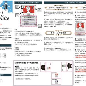 Perfect White - パーフェクトホワイト -