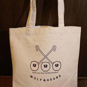 Wolf & Hound 特製トートバッグ