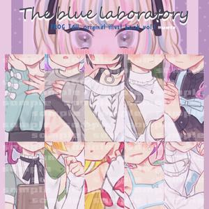 イラスト本vol.1「The blue laboratory」