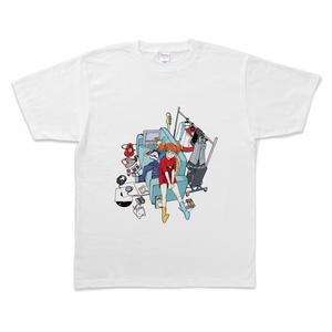 女の子のお部屋TシャツXLサイズ