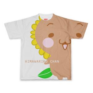 ひまわり子ちゃん Tシャツ(フル)