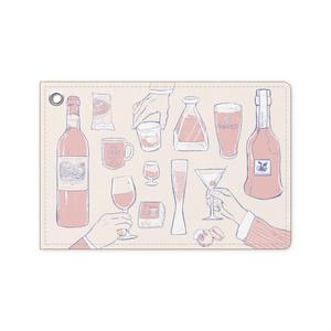 KM Drink パスケース