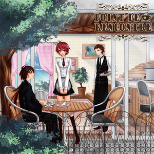 【CD版】Point de rencontre