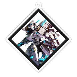 アクリルキーホルダー01 (Acrylic keyring)