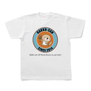 突撃!ラッコさん    惚れた♡Tシャツ