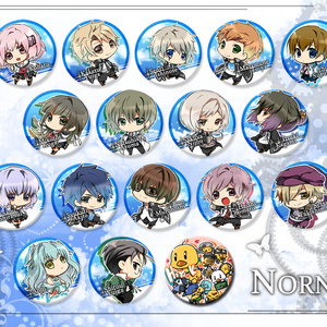 NORN9缶バッジ