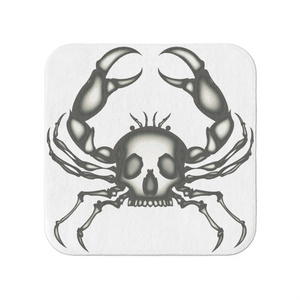 タオル - 小 髑髏蟹 (ドクロカニ)