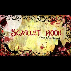 PDF版「スカーレット・ムーン」 クトゥルフ神話trpgシナリオ
