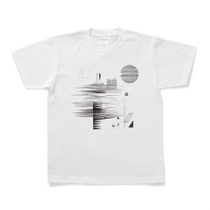 図形楽譜Tシャツ「僕の嘘とエンドロール」