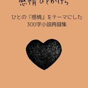 感情ひとかけら(折本)