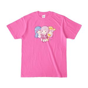 パチ7コミック ピノコTシャツ(おとめ3人組み)
