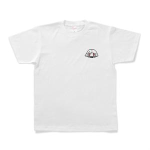 ドットナユタ白Tシャツ(胸元)