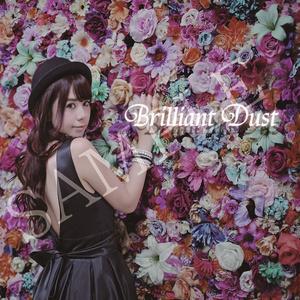 2nd single「Brilliant Dust」