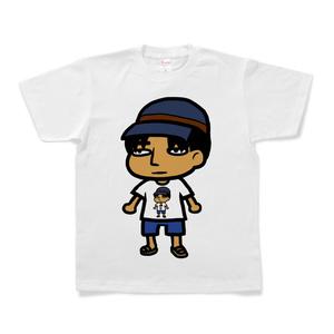 【特注品】似顔絵TシャツA