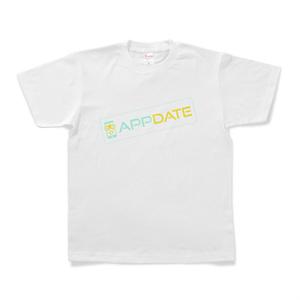 APPDATE Tシャツ(ミント×レモン・アレンジ)