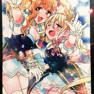 【あんきら】L版イラストカード