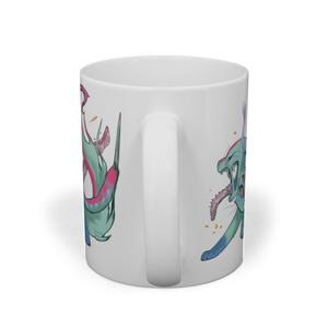 魔猫猫猫マグカップ