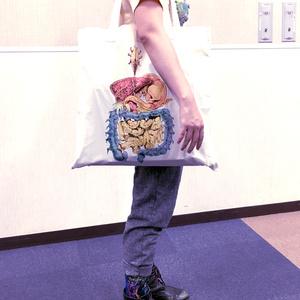 内臓怪獣トートバッグ